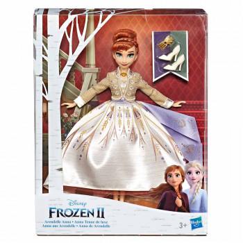 Frozen 2 delux modna lutka Anna