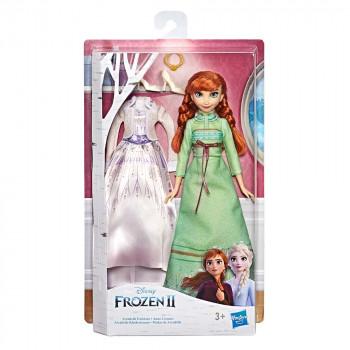 Frozen 2 super modna lutka Anna
