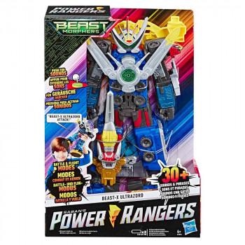 Power Rangers Beast X Ultrazord figura