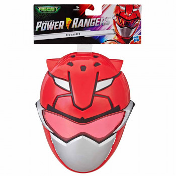 Power Rangers maska za igro Rdeč Ranger
