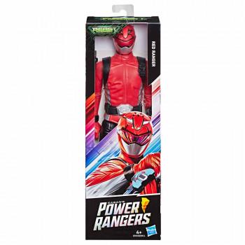 Power Rangers figura Rdeč Ranger 30cm