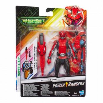 Power Rangers rdeč ranger z Morph-X