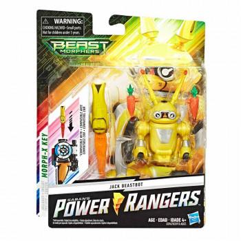 Power Rangers Jax Beastbot z Morph-X