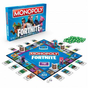 Monopoly Fortnite družabna igra