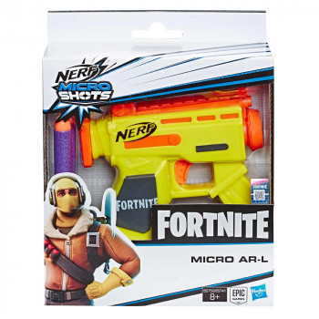 Nerf Fortnite Microshots AR-L metalec