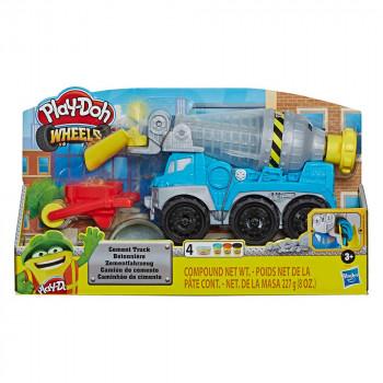 Play-Doh Wheels set tovornjak hruška