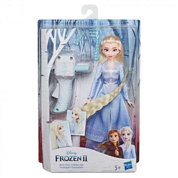 Frozen 2 lutka Elza za igro z lasmi