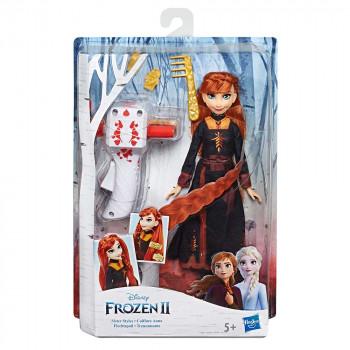 Frozen 2 lutka Anna za igro z lasmi