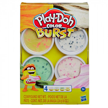 Play-Doh Color Burst set sladoledne mase