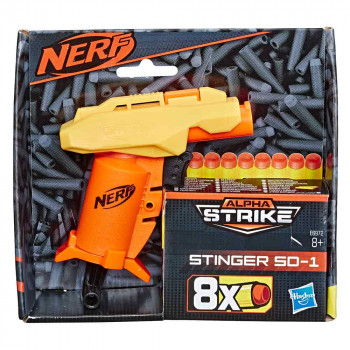 Nerf Alpha Strike Stinger SD 1 metalec