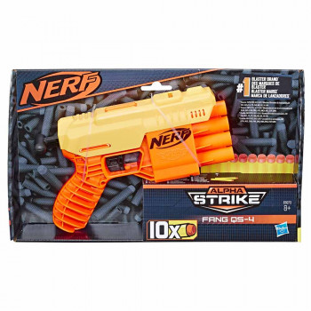 Nerf Alpha Strike Fang QS 4 metalec