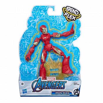 Avengers Bend&Flex Iron Man 15cm