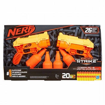 Nerf Alpha Strike Cobra RC 6 dvojni set