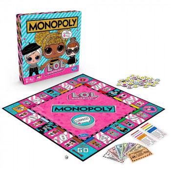 Monopoly L.O.L. družabna igra