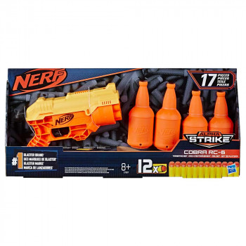 Nerf Alpha Strike Cobra RC6  set s tarčo
