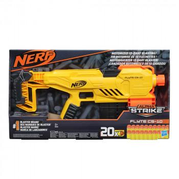 Nerf Alpha Strike Flyte CS 10 metalec