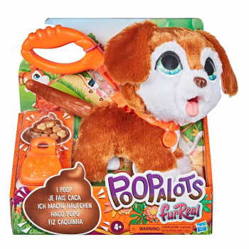 FurReal Poopalots velik ljubljenček kuža