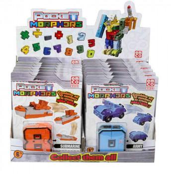 Pocket Morphers serija I.