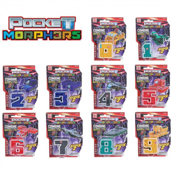 Pocket Morphers III. serija 2