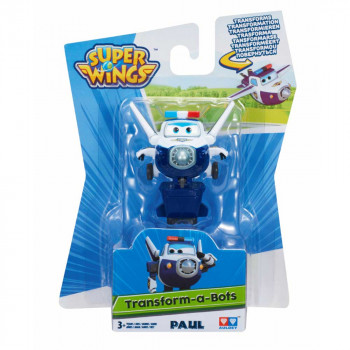 Super Krila Pavl transform-a-bot