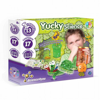 Yucky Science set poskusov