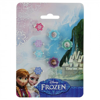 Frozen set 7 prstanov