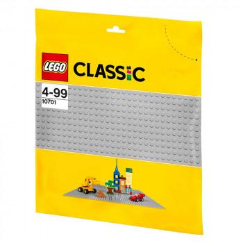 LEGO Classic Siva osnovna plošča