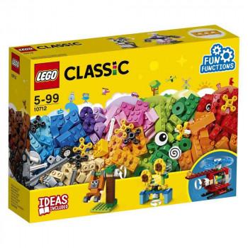 LEGO Classic Kocke in zobniki