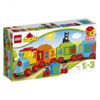 LEGO Duplo My First Številski vlak