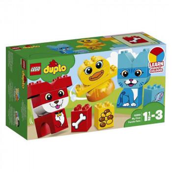 LEGO Duplo Moje prvo sestavljanje živali