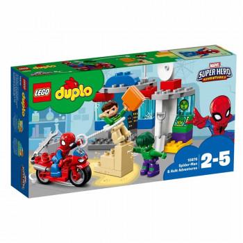 LEGO Dogodivščine Spider-Mana in Hulka