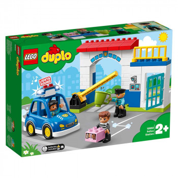 LEGO Duplo Town Policijska postaja