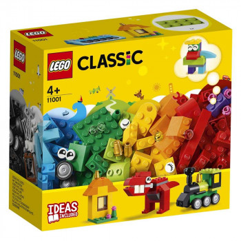 LEGO Classic Kocke in ideje