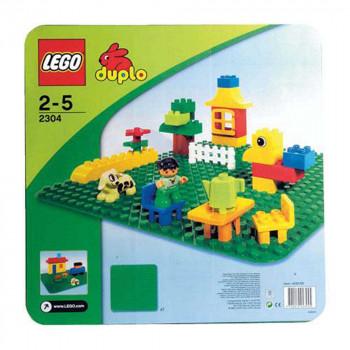 LEGO Duplo Velika gradbena plošča