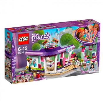 LEGO Friends Emmina umetniška kavarna