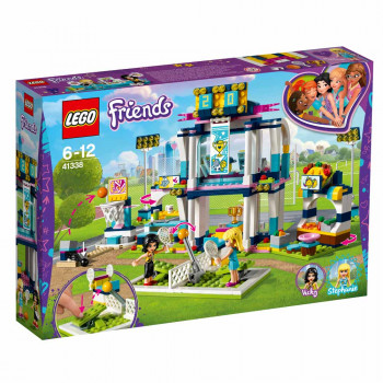 LEGO Friends Stephanijina športna arena