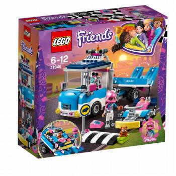 LEGO Friends Olivijin servisni tovornjak