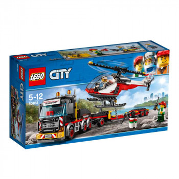 LEGO City Tovornjak za težke tovore