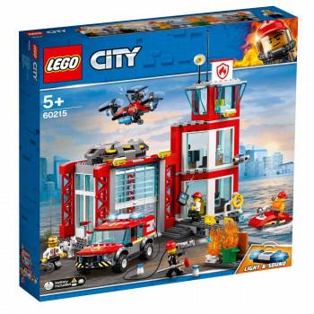 LEGO City Fire Gasilska postaja