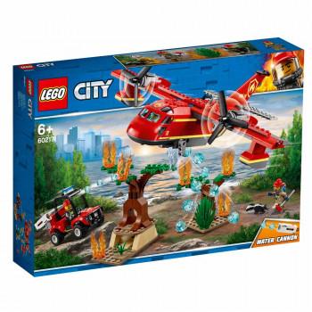 LEGO City Fire Gasilsko letalo