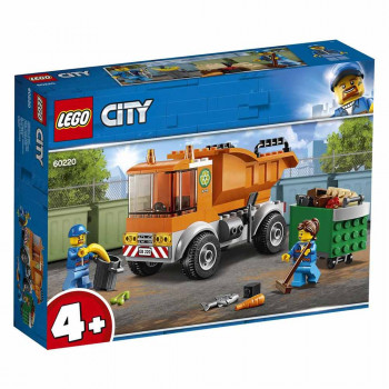 LEGO City Vehicles Smetarsko vozilo