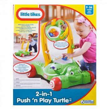 Little Tikes hojica želvica 2-v-1