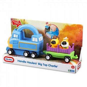 Little Tikes lokomotiva z vagonom