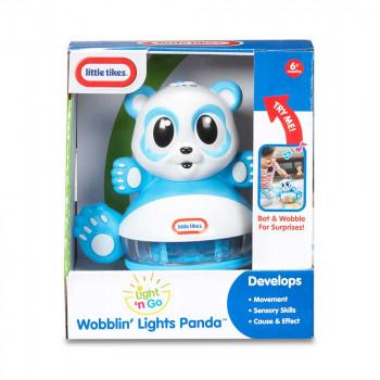 Little Tikes panda z igrivimi lučkami