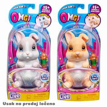 Little Live OMG ljubljenček zajček ast