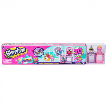 Shopkins 8. mega