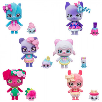 Shopkins 10. puhaste figure