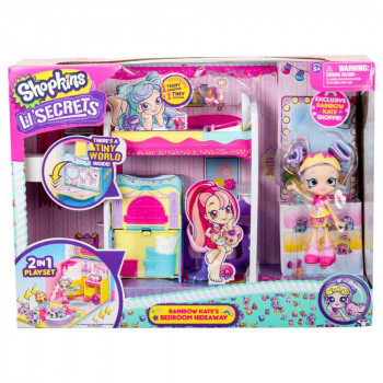 Shopkins male skrivnosti veliki set