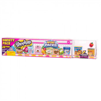 Shopkins 10. set 12 figuric v paketkih