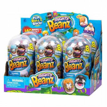 Mighty Beanz udarna kapsula 8 fižolčkov